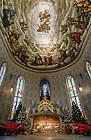 Jan. 6, 2015; Basilica Nativity Scene in the Lady Chapel. (Photo by Matt Cashore/University of Notre Dame)