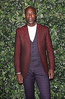 Oswald Boetang<br /> at the 2017 Charles Finch & CHANEL Pre-Bafta Party held at Anabels, London.<br /> <br /> <br /> ©Ash Knotek  D3227  11/02/2017