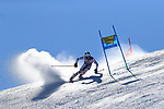 Alpine Ski World Cup 2020-2021 - Coronavirus Outbreak . 1st Men's Giant Slalom as part of the Alpine Ski World Cup in Solden on October 18, 2020; Run 1,