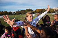 USWNT Clinic, October 26, 2015