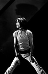 Rolling Stones 1969 Mick Jagger on Top Of The Pops<br /> © Chris Walter
