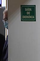 SÃO PAULO, SP, 31.05.2021 - POLITICA-SP - Marcelo Queiroga, Ministro da Saúde, participa da Solenidade Alusiva ao Dia Nacional de Redução da Mortalidade Materna no Brasil, no Anfiteatro da Reitoria da Universidade Federal de São Paulo - UNIFESP, nesta segunda-feira, 31. (Foto Charles Sholl/Brazil Photo Press)