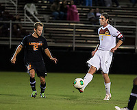 The Winthrop University Eagles lose 2-1 in a Big South contest against the Campbell University Camels.  Adam Brundle (12), Justin Franz (12)
