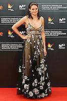 Shailene Woodley attends the Snowden premiere during the 64th San Sebastian Film festival at El Kursaal in San Sebastian, Spain, 22/09/2016. # FESTIVAL INTERNATIONAL DU FILM DE SAN SEBASTIAN - JOUR 8