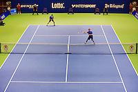 20-12-13,Netherlands, Rotterdam,  Topsportcentrum, Tennis Masters, Doubles<br /> Photo: Henk Koster