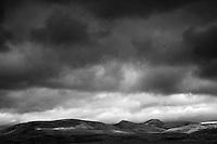 Braeriach and Cairn Toul from Mullach Clach a' Blair Cairngorm National Park