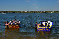 JS-10 and JS-721  (Jersey Speed Skiff(s)