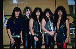 Heretic , Brian Korban, Dennis O'Hara, Julian Mendez, Bobby Marquez, Rick Merrick, Mike Howe 1986, 1987