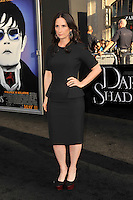 Rona Pfeiffer at the premiere of Warner Bros. Pictures' 'Dark Shadows' at Grauman's Chinese Theatre on May 7, 2012 in Hollywood, California. ©mpi35/MediaPunch Inc.