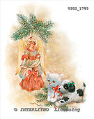 GIORDANO, CHRISTMAS ANIMALS, WEIHNACHTEN TIERE, NAVIDAD ANIMALES, paintings+++++,USGI1780,#XA#