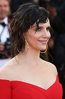 JULIETTE BINOCHE - RED CARPET OF THE FILM 'THE KILLING OF A SACRED DEER' AT THE 70TH FESTIVAL OF CANNES 2017 . CANNES, FRANCE, 22/05/2017. # 70EME FESTIVAL DE CANNES - RED CARPET 'MISE A MORT DU CERF SACRE'