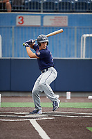 Jack Bulger (33) during the Under Armour All-America Game Practice, powered by Baseball Factory, on July 21, 2019 at Les Miller Field in Chicago, Illinois.  Jack Bulger attends DeMatha Catholic High School in Bowie, Maryland and is committed to Vanderbilt University.  (Mike Janes/Four Seam Images)