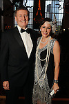 Liz and Tom Glanville at the SPA's Forever Paris Gala at the Wortham Theater Saturday March 29, 2014.(Dave Rossman photo)