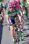 Sacha Modolo (ITA) Lampre-Merida during Stage 7 of the 2015 Presidential Tour of Turkey running 166km from Selcuk to Izmir. 2nd May 2015.<br /> Photo: Tour of Turkey/Mario Stiehl/www.newsfile.ie