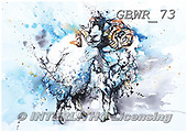 Simon, REALISTIC ANIMALS, REALISTISCHE TIERE, ANIMALES REALISTICOS, paintings+++++LizC_Windswept,GBWR73,#a#, EVERYDAY