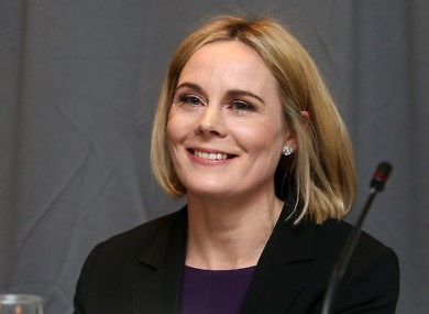 Sarah Keane, Olympic Federation of Ireland President is recruiting two independent Non-Executive Directors