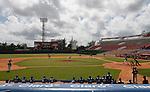 """MLB Baseball Tournament """"Torneo Supremo"""" final game in Santo Domingo 2011"""