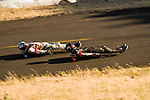 Streetluge racing at the Maryhill Festival of Speed in Goldendale, WA.