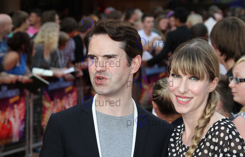 Jimmy Carr Karoline Copping The Inbetweeners Movie World Premiere Celebrity And Red Carpet Pictures London,uk, 13t july 2015 : https piqtured photoshelter com image i0000c3hfoxxayz8