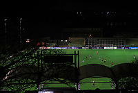 General View of The Dripping Pan during Lewes Women vs Bristol City Women, FA Women's Continental League Cup Football at The Dripping Pan on 18th November 2020