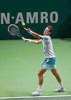 Februari 15, 2015, Netherlands, Rotterdam, Ahoy, ABN AMRO World Tennis Tournament, Tomas Berdych (CZE) - <br /> Photo: Tennisimages/Henk Koster