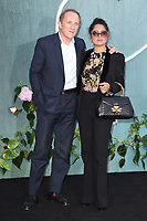 """Salma Hayek and Francois-Henry Pinault<br /> arriving for the """"Mother!"""" premiere at the Odeon Leicester Square, London<br /> <br /> <br /> ©Ash Knotek  D3305  06/09/2017"""