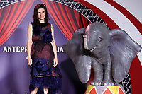 Singer Elisa who sang the soundtrack of Dumbo<br /> Rome March 26th 2019. Premiere of the movie 'Dumbo' directed by Tim Burton<br /> photo di Samantha Zucchi/Insidefoto