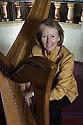 Alison Martin, Harpist, ENO Orchestra, Coliseum, Leading Ladies