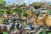Lori, REALISTIC ANIMALS, REALISTISCHE TIERE, ANIMALES REALISTICOS, zeich, paintings+++++Zoo Puzzle_1,USLS342,#a#, EVERYDAY ,puzzle,puzzles