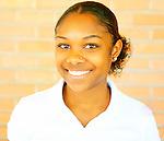 Booker T. Washington student Valencia Grayson.