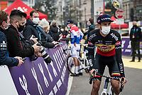 Belgian Champion Dries de Bondt (BEL/Alpecin-Fenix)<br /> <br /> 104th Ronde van Vlaanderen 2020 (1.UWT)<br /> 1 day race from Antwerpen to Oudenaarde (BEL/243km) <br /> <br /> ©kramon
