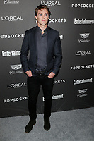 LOS ANGELES - JAN 26:  Spencer Treat Clark at the Entertainment Weekly SAG Awards pre-party  at the Chateau Marmont  on January 26, 2019 in West Hollywood, CA