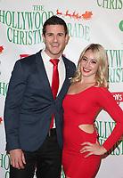 HOLLYWOOD, CA - NOVEMBER 26: Titou, Natalie, at 86th Annual Hollywood Christmas Parade at Hollywood Blvd in Hollywood, California on November 26, 2017. Credit: Faye Sadou/MediaPunch /NortePhoto NORTEPHOTOMEXICO
