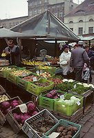 Europe/Pologne/Torun: Le marché