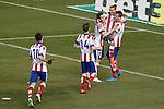 20150221. La Liga 2014/2015. Atletico de Madrid v Almeria.