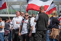 2017/08/19 Politik | Rechtsextreme | Hess-Marsch in Berlin