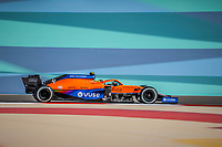 04 NORRIS Lando (gbr), McLaren MCL35M, action during Formula 1 Gulf Air Bahrain Grand Prix 2021 from March 26 to 28, 2021 on the Bahrain International Circuit, in Sakhir, Bahrain <br /> 26/03/2021 <br /> Formula 1 Gp Bahrein <br /> Photo DPPI/Panoramic/Insidefoto <br /> Italy Only <br /> 26/03/2021 <br /> Formula 1 Gp Bahrein <br /> Photo DPPI/Panoramic/Insidefoto <br /> Italy Only