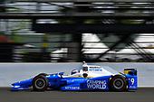 Verizon IndyCar Series<br /> Indianapolis 500 Carb Day<br /> Indianapolis Motor Speedway, Indianapolis, IN USA<br /> Friday 26 May 2017<br /> Scott Dixon, Chip Ganassi Racing Teams Honda<br /> World Copyright: Scott R LePage<br /> LAT Images<br /> ref: Digital Image lepage-170526-indy-8790