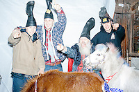 Vermin Supreme - Town Hall - Ten Rod Farm - Rochester, NH - 15 Jan 2016