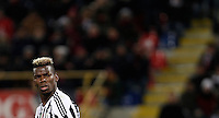 Calcio, Serie A:  Bologna vs Juventus. Bologna, stadio Renato Dall'Ara, 19 febbraio 2016. <br /> Juventus' Paul Pogba during the Italian Serie A football match between Bologna and Juventus at Bologna's Renato Dall'Ara stadium, 19 February 2016.<br /> UPDATE IMAGES PRESS/Isabella Bonotto