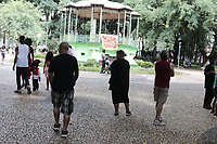 Campinas (SP), 25/02/2020 - Carnaval 2020 - Bloco do Panda, na Praca Carlos Gomes, no centro de Campinas, o Bloco Panda fez sua estreia na tarde desta terca-feira (25).. Foto: Denny Cesare/Codigo 19 (Foto: Denny Cesare/Codigo 19/Codigo 19)