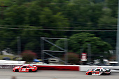 #18: Denny Hamlin, Joe Gibbs Racing, Toyota Supra SportClips and #20: Christopher Bell, Joe Gibbs Racing, Toyota Supra McCall's Supply Ruud