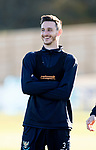 St Johnstone Training….  McDiarmid Park…26.10.18<br />Scott Tanser pictured during training this morning ahead of tomorrow's game against St Mirren.<br />Picture by Graeme Hart.<br />Copyright Perthshire Picture Agency<br />Tel: 01738 623350  Mobile: 07990 594431