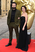 Emmett Scanlan and Claire Cooper<br /> at the BAFTA Craft Awards 2019, The Brewery, London<br /> <br /> ©Ash Knotek  D3497  28/04/2019