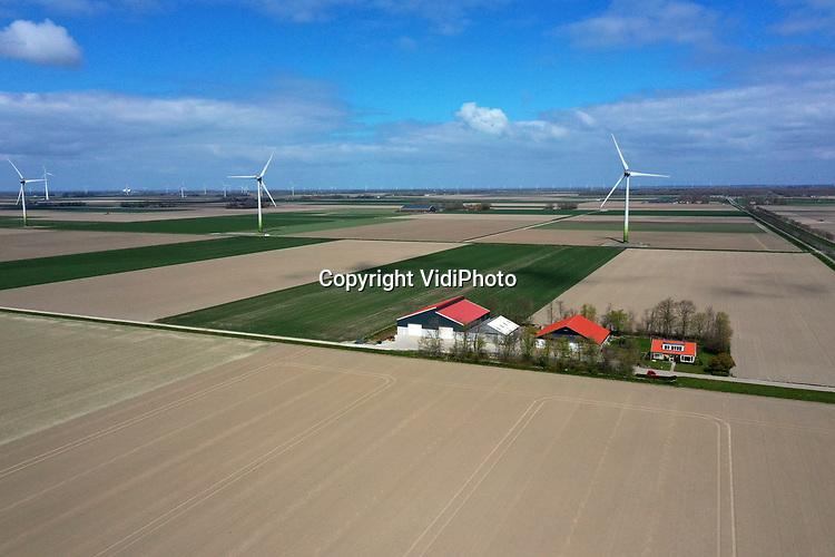 Foto: VidiPhoto<br /> <br /> LELYSTAD - De provincie Flevoland moet de komende 30 jaar 1700 ha. nieuw bos aanplanten als onderdeel van een landelijk plan. Om die reden is in de zogeheten bossenstrategie door provinciale speurneuzen onderzocht waar geschikte plekken zijn in Flevoland. Inmiddels hebben Provinciale Staten het plan een wat andere status gegeven: geen harde doelstelling, maar een inspanningsverplichting.
