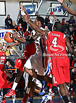 2011 NCAA Basketball - Lamar University vs. UTA