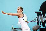 Dominika Cibulkova, Slovenia, during Madrid Open Tennis 2016 match.May, 3, 2016.(ALTERPHOTOS/Acero)