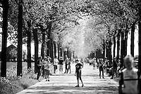 A LOT of people await the passage of the Giro on Dutch roads<br /> <br /> stage 2: Arnhem-Nijmegen (NLD) 190km<br /> 99th Giro d'Italia 2016