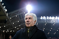 Gian Piero Gasperini Head coach of Atalanta during the Serie A match at Gewiss Stadium, Bergamo. Picture date: 15th February 2020. Picture credit should read: Jonathan Moscrop/Sportimage PUBLICATIONxNOTxINxUK SPI-0488-0048<br /> Atalanta BC - AS Roma <br /> Photo Jonathan Moscrop / Sportimage / Imago / Insidefoto