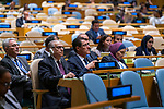 General Assembly Seventy-fourth session, 5th plenary meeting<br /> <br /> His Excellency Barham Salih, President, Republic of Iraq
